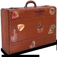 suitcased