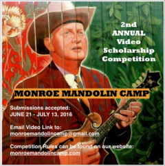 2nd Annual MonManCamp Video Scholarship Competition